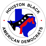 Houston Black American Democrats Logo